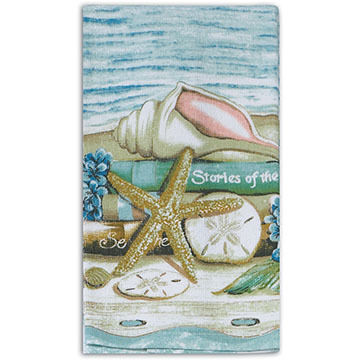 Kay Dee Designs Stories Of The Sea Terry Kitchen Towel