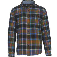 Woolrich Men's Big & Tall Trout Run Flannel Long-Sleeve Shirt