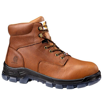 Carhartt Mens Made In USA 6 Waterproof Composite Toe Work Boot