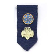 Girl Scouts Official Cadette / Senior / Ambassador Insignia Tab
