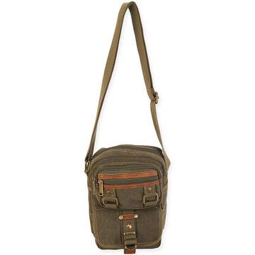 Sun N Sand Womens CargoIT Campbell Medium Crossbody Shoulder Bag