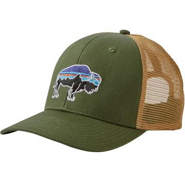 Patagonia Mens Fitz Roy Bison Trucker Hat