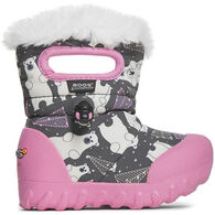 Bogs Boys' & Girls' B-Moc Bears Insulated Winter Boot