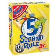PlayMonster 5 Second Rule Jr. Game