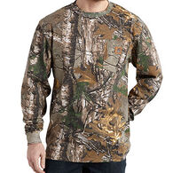 Carhartt Men's Realtree Xtra Camo Long-Sleeve T-Shirt