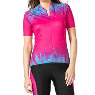 Terry Bicycles Women's Soleil Short-Sleeve Jersey Top