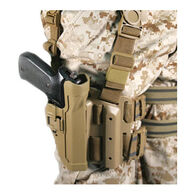 Blackhawk Level 2 Tactical Serpa Holster - Right Hand