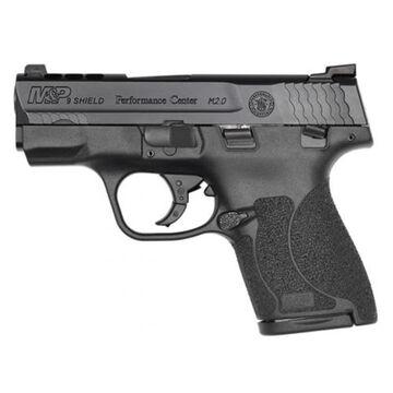 Smith & Wesson Performance Center Ported M&P9 Shield M2.0 Tritium Sights 9mm 3.1 7-Round Pistol