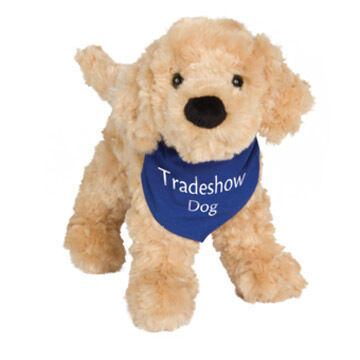 Douglas Company Plush Golden Retriever - Thatcher