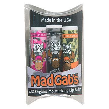 Mad Gab's 3-Piece Moose Camo Gift Set