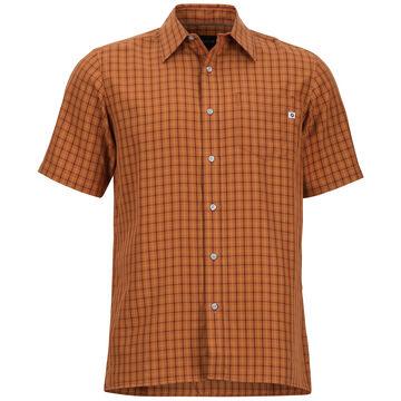 Marmot Mens Eldridge Short-Sleeve Shirt