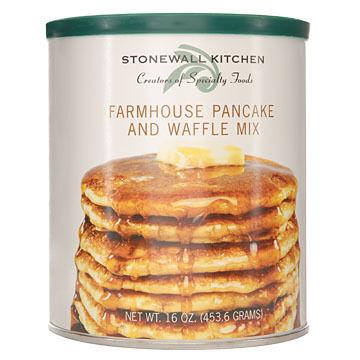 Stonewall Kitchen Farmhouse Pancake and Waffle Mix, 16 oz