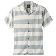 prAna Men's Crocket Camp Short-Sleeve Shirt