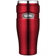 Thermos Stainless King 16 oz. Vacuum Insulated Travel Tumbler