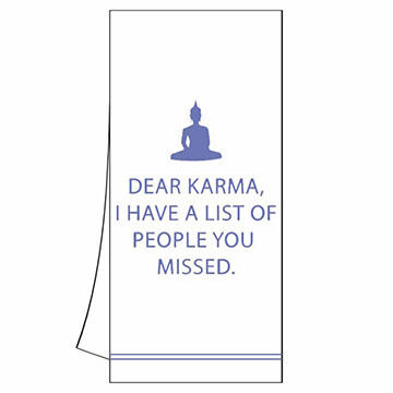 Paperproducts Design Dear Karma Kitchen Towel