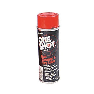 Hornady One Shot Gun Cleaner & Dry Lube