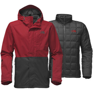 The North Face Mens Altier Down Triclimate Jacket