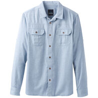 prAna Men's Cardston Long-Sleeve Shirt