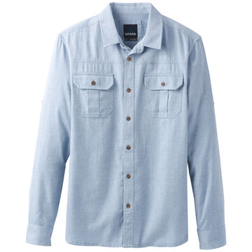 prAna Mens Cardston Long-Sleeve Shirt