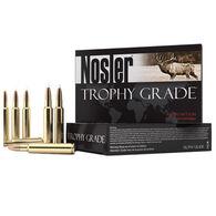 Nosler Trophy Grade 26 Nosler 142 Grain AccuBond Long-Range Rifle Ammo (20)