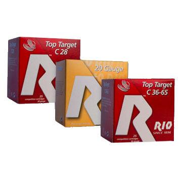 "Rio Target Load Handicap 32 12 GA 2-3/4"" 1-1/8 oz. #8 Shotshell Ammo (25)"