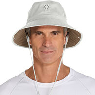 Coolibar Men's Featherweight UPF 50+ Bucket Hat