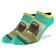 Good Luck Sock Men's Surfing Sloth Ankle Sock