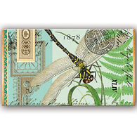 Michel Design Works Dragonfly Matchbox