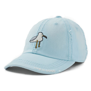 Life is Good Mens Gullfriend Sunwashed Chill Cap