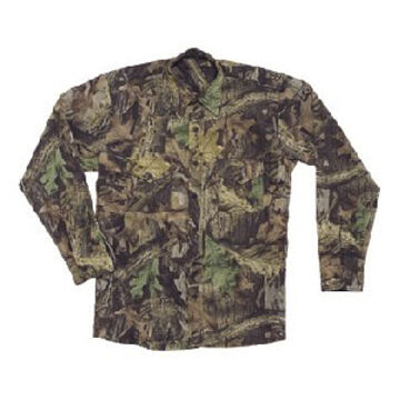 Bell Ranger Mens Twill Long-Sleeve Shirt