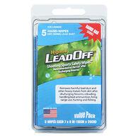 Hygenall Range Bag Series LeadOff Shooting Sports Safety Wipe - 5 or 25 Pk.