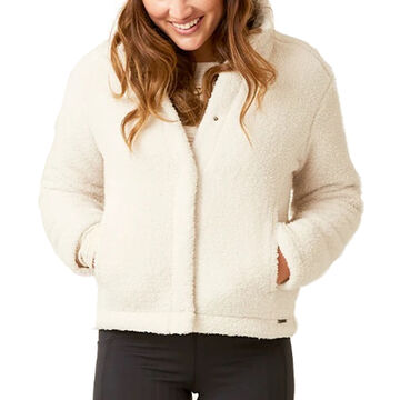 Carve Designs Womens Sherpa Clayton Jacket