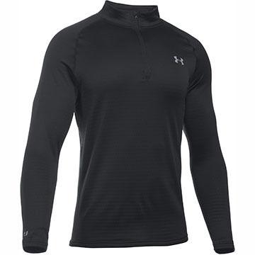 Under Armour Mens UA Base 2.0 1/4 Zip Baselayer Long-Sleeve Shirt