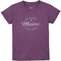 Lakeshirts Women's Berlioz Moose Short-Sleeve T-Shirt