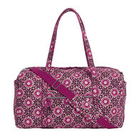 Vera Bradley Signature Cotton 25345 Large 49 Liter Travel Duffel Bag