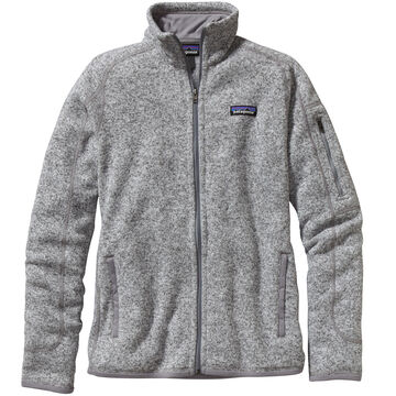 Patagonia Womens Full-Zip Better Sweater Fleece Jacket