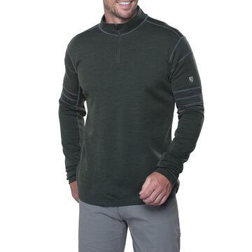 Kuhl Mens Team Quarter-Zip Merino Wool Sweater