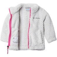 Columbia Infant/Toddler Girl's Fire Side Sherpa Full-Zip Jacket