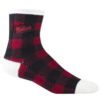 Woolrich Men's Aloe Vera Original Double Layer Sock