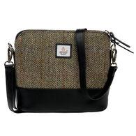 Bronte Moon Women's Harris Tweed Square Shoulder Bag