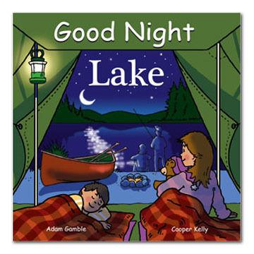 Good Night Lake by Adam Gamble