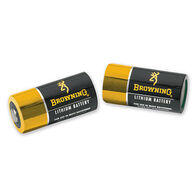 Browning CR123A All Temperature Battery - 2 Pk.