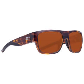 Costa Del Mar Sampan Glass Lens Polarized Sunglasses