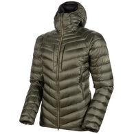 Mammut Men's Broad Peak Hooded Down Insulated Jacket