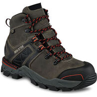 Irish Setter Men's Crosby Nano Toe Waterproof EH Hiker Work Boot