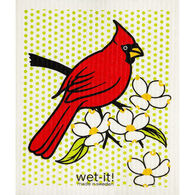 Wet-it! Swedish Cloth - Cardinal