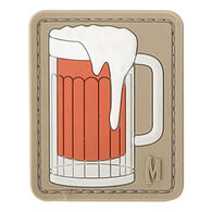 Maxpedition Beer PVC 3D Morale Patch