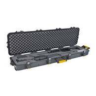 Plano All Weather Double Scoped Rifle Case w/ Wheels