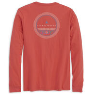 Fish Hippie Men's Waterside Long-Sleeve T-Shirt