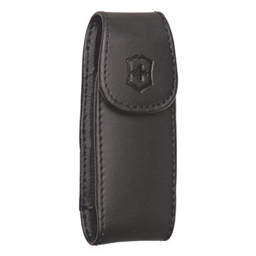 Victorinox Swiss Army Large Leather Pouch w/ Clip